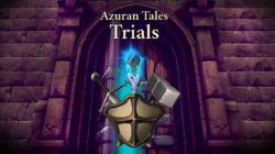 Azuran Tales: Trials Logo Art