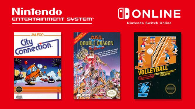 Nintendo Switch Online June 2019 NES Games