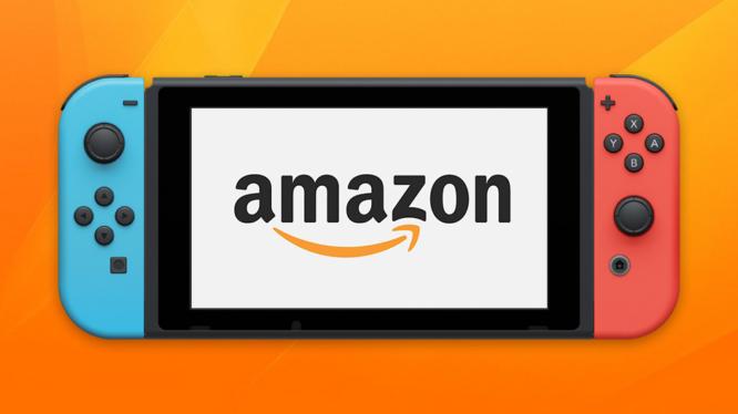 Amazon Nintendo Switch Dummy Products E3 2019