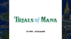 Trials of Mana included in the Collection of Mana