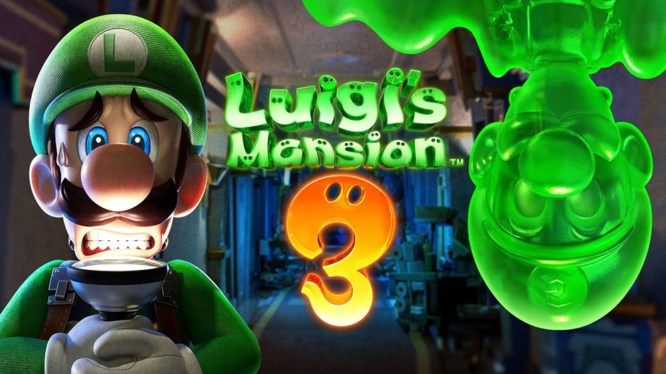 Check In To A Haunted Hotel This Halloween In Luigi S