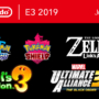 Nintendo E3 2019 Playable Switch Games
