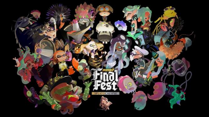 Splatoon 2 Final Fest