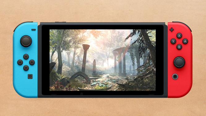 The Elder Scrolls: Blades on Nintendo Switch