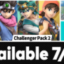 Super Smash Bros Ultimate Hero Challenger DLC