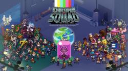 Chroma Squad Nintendo Switch artwork