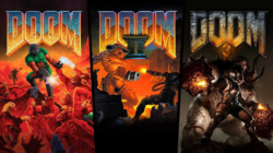DOOM one, two and three on Nintendo Switch