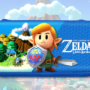 HORI Link's Awakening Zelda Switch Case