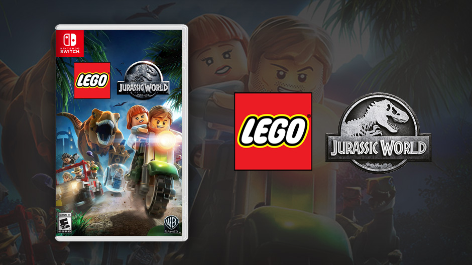 Toggle Switch Cover >> LEGO Jurassic World seems to be getting a Nintendo Switch release - LootPots