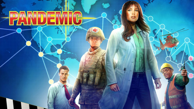 Pandemic for Nintendo Switch