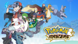 Pokemon Masters Game Art