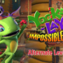 Yooka-Laylee and the Impossible Layer ALternative level states switch