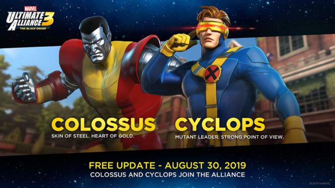 Marvel Ultimate Alliance 3s First Free Update Releases