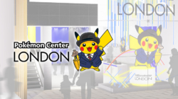 Pokemon Center London Pop-Up