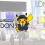 Pokemon Center London Pop-Up