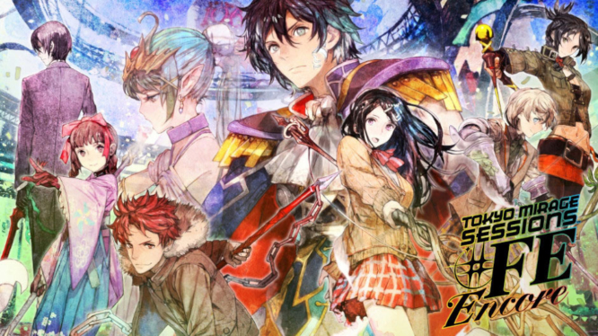 Tokyo Mirage Session FE Encore Switch
