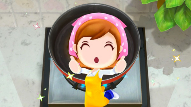 Cooking Mama Cookstar Nintendo Switch release