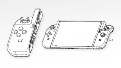 New Hinged Joy-Con Patent for Nintendo Switch