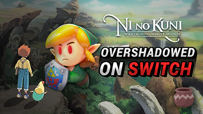 Ni no Kuni on Switch - Overshadowed, but worth playing! Video