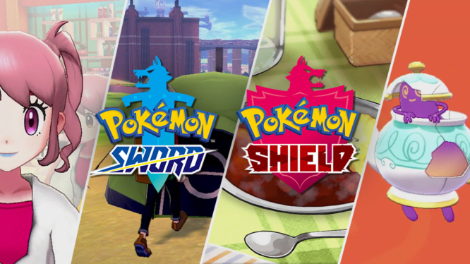 September Direct Pokemon Sword and Shield Information