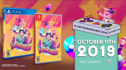 Wandersogn Physical release Nintendo Switch