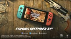 Call of Juarez: Gunslinger Nintendo Switch