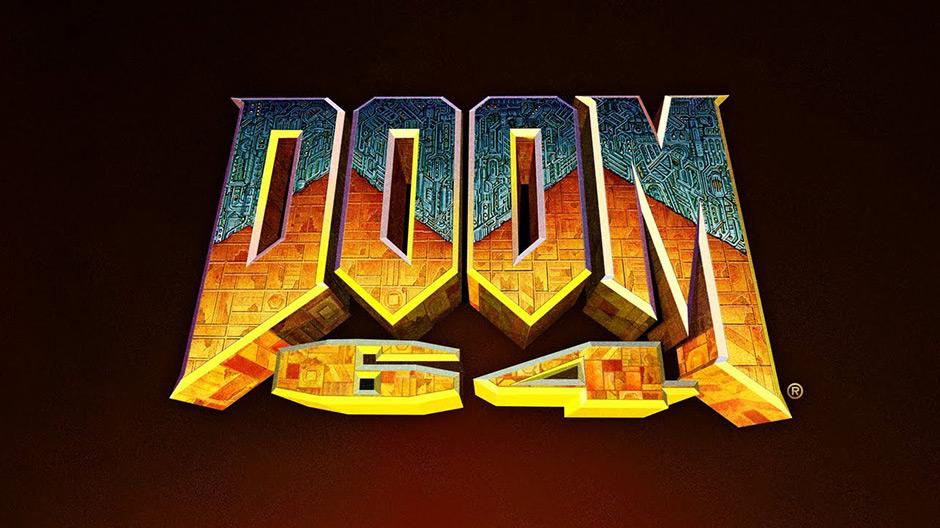 DOOM 64 Re-release Switch