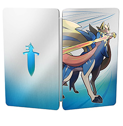 Pokémon Sword SteelBook