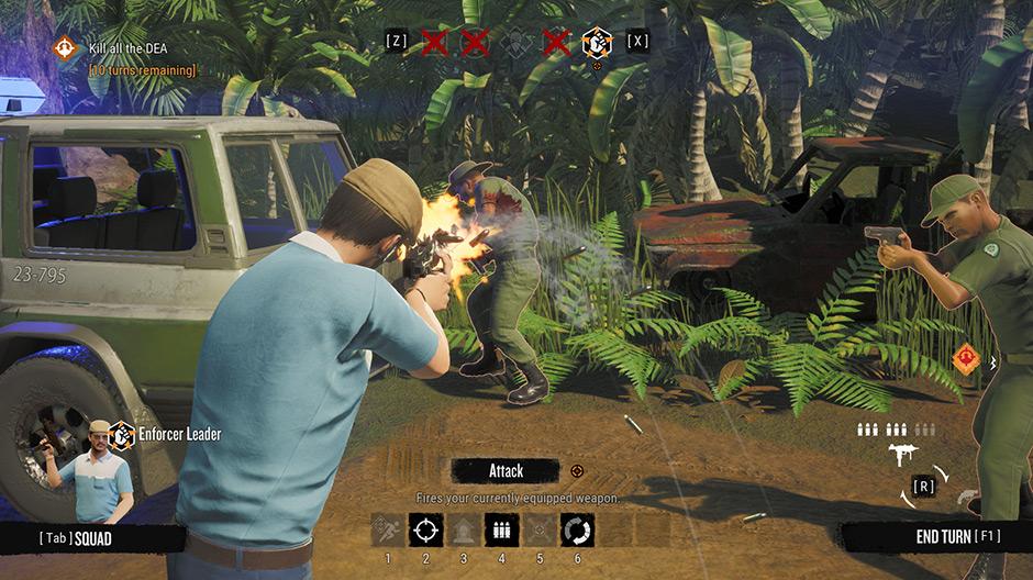 Narcos games third-person screenshot