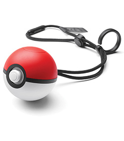 Poké Ball Plus Switch Controller