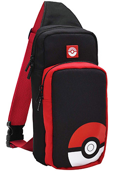 Pokeball Nintendo Switch Adventure Bag