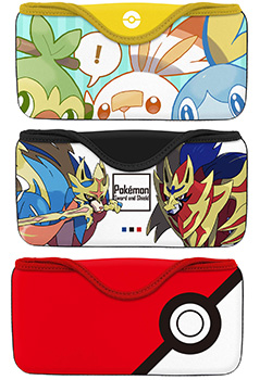 Switch Lite Quick Pouch Pokemon Sword and Shield