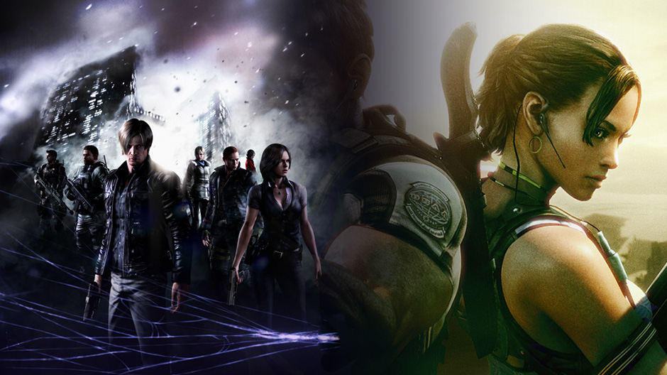 Resident Evil 5 And 6 Get Switch Launch Patch Adding Gyro And