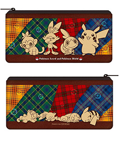 Amazon Exclusive Pokemon Sword and Shield Case Pouch for Switch