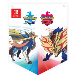 Pokemon Sword and Shield Poster