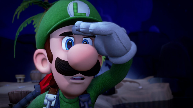 Luigi's Mansion 3 Review Screenshot