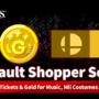 Vault Shopper Set Smash Bros Ultimate Nintendo Online