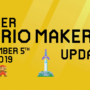 Super Mario Maker 2 Zelda Update December 2019