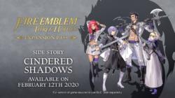 Fire Emblem: Three Houses - Cindered Shadows DLC Wave 4