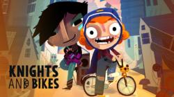 Knights and Bikes Nintendo Switch Artwork