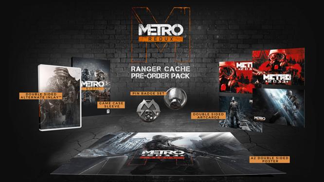 Metro Redux Ranger Cache Preorder Pack