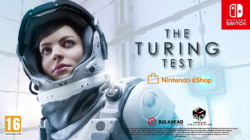 The Turing Test Nintendo Switch