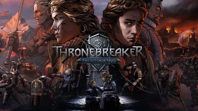 Thronebreaker Witcher Nintendo Switch