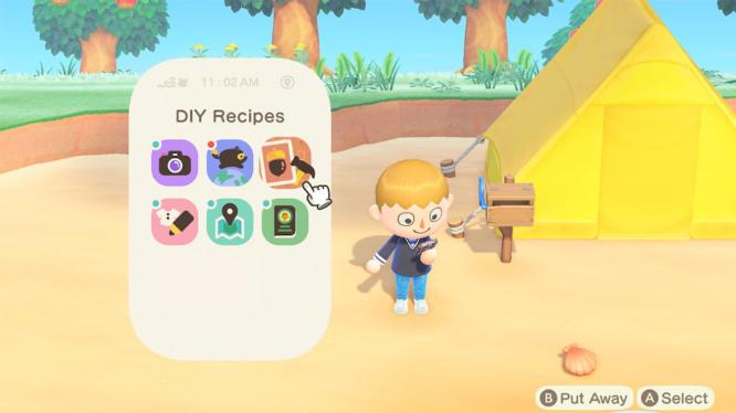 Animal Crossing Nook Phone