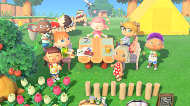 Animal Crossing Together