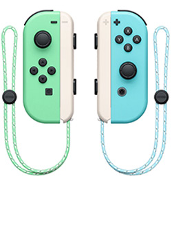 Animal Crossing Joy-Con Controllers Switch