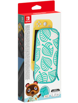 Nintendo Switch Lite Animal Crossing Case Aloha