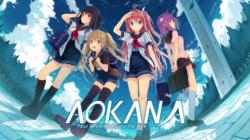 Aokana Title