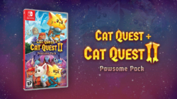 Cat Quest Nintendo Switch Physical Release Dual Pack