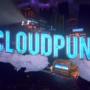 Cloudpunk Nintendo Switch Artwork and Logo